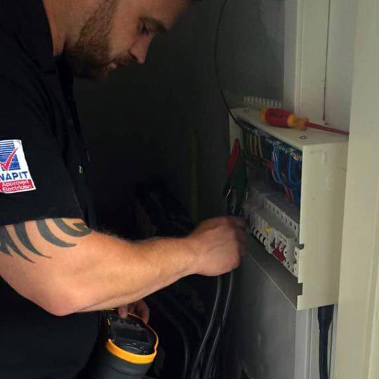 Electrician Walsall
